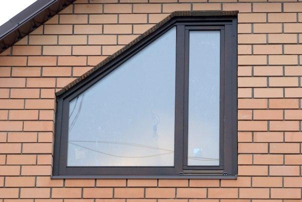 Остекление дачного дома пластиковыми окнами