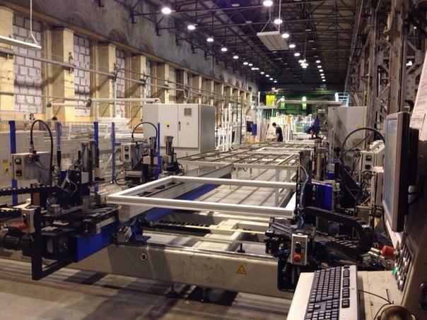 Производство пластиковых окон в Гатчине